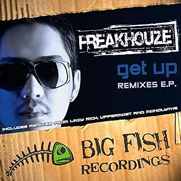 Get Up EP Remixes