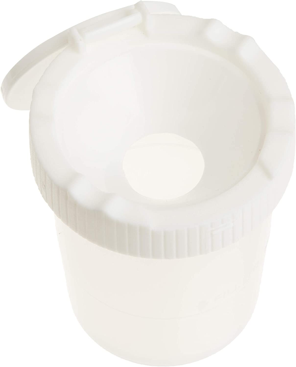 Sargent Art 22-1697 Non-Spill Paint Cups White 1, 12 Count 12 Count