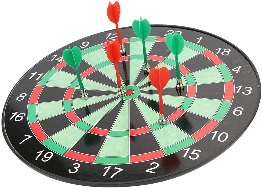Xndz Dartboard Game, Boys Toys Gifts Magnetic Board for Kids for