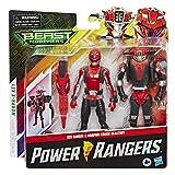 Zoom IMG-1 hasbro power rangers ranger rosso