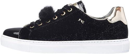 Nero giardini Sneaker casual da donna A806642D 100