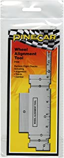 Woodland Scenics P456 Pine Car Derby Wheel Alignment Tool
