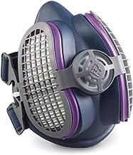 Miller Electric ML00895 Half Mask Respirator, M/L, Single Filter (Pack of 4)