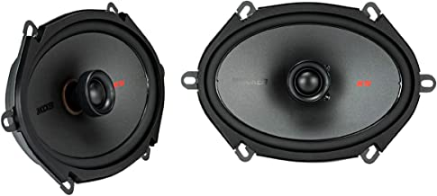 Kicker KSC680 Car Audio KS Series 5x7 6x8 Full Range Speakers Pair 44KSC6804 (Certified Renewed) photo