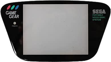 eJiasu Replacement Black Glass Screen Protector Lens Cover for Sega Game Gear (1pc)
