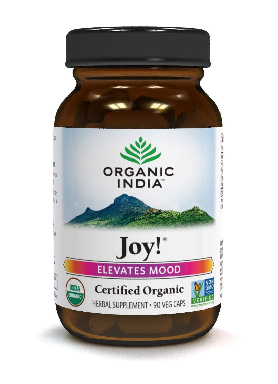 Organic India Joy Ashwaganda Vitality