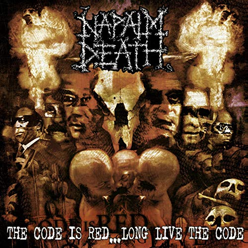 Napalm Death: Code Is Red... Long Live The Code (Audio CD (Live))