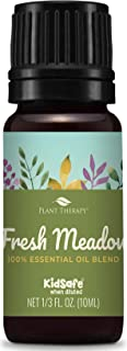 Plant Therapy Fresh Meadow Spring Essential Oil Blend 10 mL (1/3 oz) 100% Pure, Undiluted, Therapeutic Grade