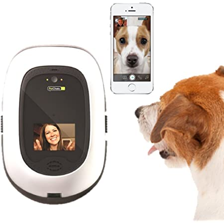 PetChatz HD: Two-Way Premium Audio and Video Pet Treat Camera (Discontinued by Manufacturer)