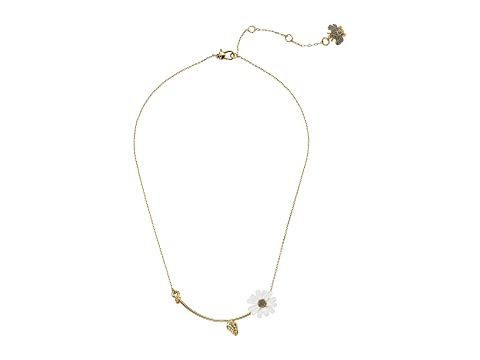 Kate Spade New York Into The Bloom Mini Necklace