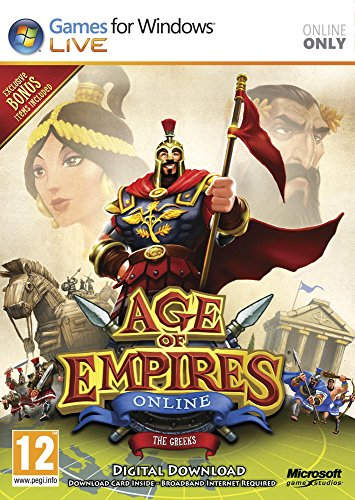 Microsoft  Age of Empires Online