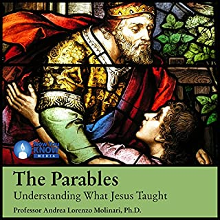The Parables audiobook cover art