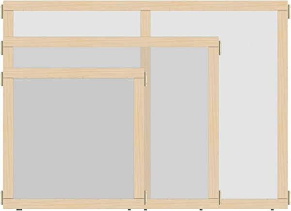 KYDZ Suite 1514JCEPL Panel See Thru E Height 48 Wide
