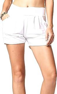 Premium Ultra Soft Harem Shorts - Pockets - 40 Trending...