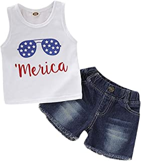fourth of july outfit toddler girl