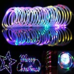 LED Fairy Rope String Lights - Liwiner USB Powered 33FT 100 LED String Light with Remote Timer 8 Mode Dimmable Strip… 16
