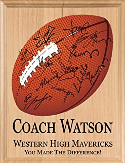 unique football coaches gifts