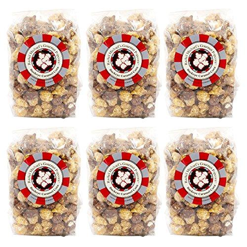 Lowest Prices! Rachel Michael's Gourmet BUCKEYE PEANUT BUTTER & CHOCOLATE Popcorn - Perfect for wedd...