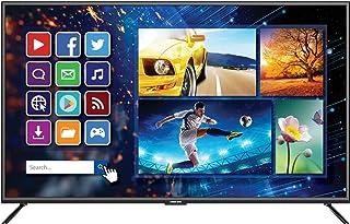 تليفزيون سمارت 4K الترا اتش دي ال اي دي من نيكاي، 55 بوصة، اسود - NE55SUHD-M2