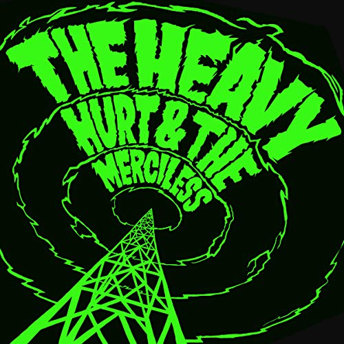 Hurt & the Merciless (Ltd Box/Lp+CD+2x7''+Poster) [Vinyl LP]