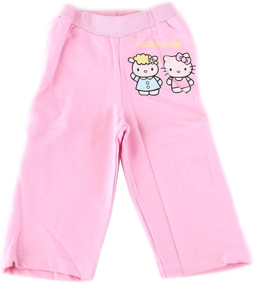 Hello Kitty Organics Baby Girls' Hoodie and Jogging Pant Set
