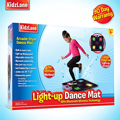 kidzlane Light Up Dance Mat - Jeux...