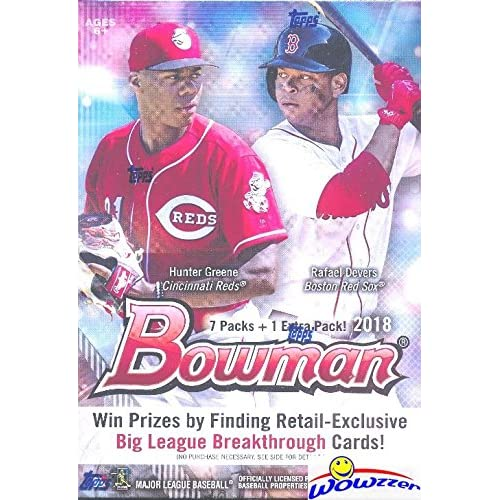 The Best Baseball Card Boxes Amazoncom