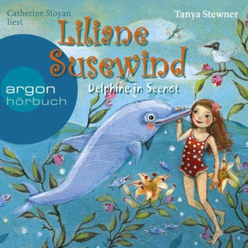 Delphine in Seenot audiobook cover art