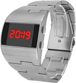 Amazon.es: reloj digital - Rectangular: Relojes