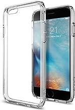 سبايجن Ultra Hybrid iPhone 6S مع تقنية وسادة الهواء والحماية من السقوط الهجين لهاتف iPhone 6S / iPhone 6