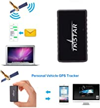 Mini GPS Tracker, Multi-Purpose Magnetic GPS Tracker for Vehicles Hidden Portable Real Time GPS Tracker for Kids Elderly M... photo