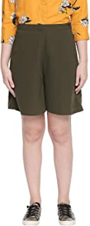 Honey by Pantaloons Synthetic a-line Skirt
