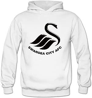 Women's Swansea City Afc Hoodies White