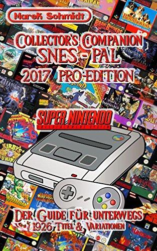 2017 (PRO) SNES PAL companion