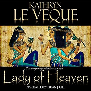 Lady of Heaven                   By:                                                                                                                                 Kathryn Le Veque                               Narrated by:                                                                                                                                 Brian J. Gill                      Length: 9 hrs and 55 mins     59 ratings     Overall 4.5