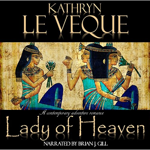 Lady of Heaven audiobook cover art