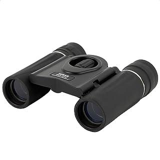 MIZAR(ミザールテック) 双眼鏡 10倍 21mm 口径 ダハプリズム式 コンパクト ブラック BD-10C
