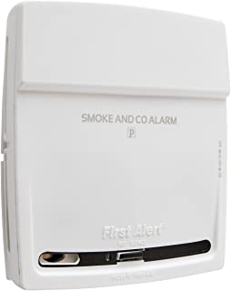 First Alert 10-Year 2 in 1 Photoelectric Smoke Detector with Carbon Monoxide Alarm, PC910