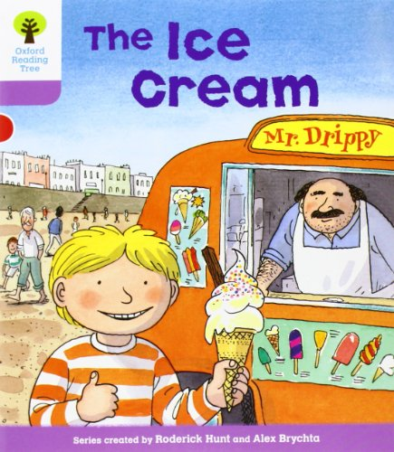 Oxford Reading Tree: Level 1+: More First Sentences C: Ice Creamの詳細を見る