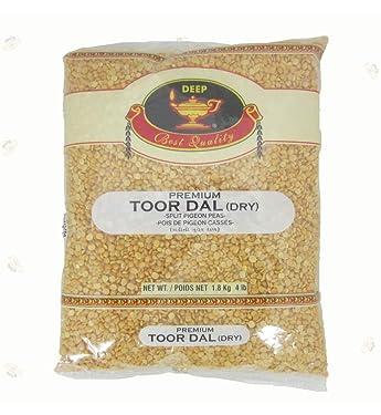 Toor dal Dry 4 lbs(1.8kg)