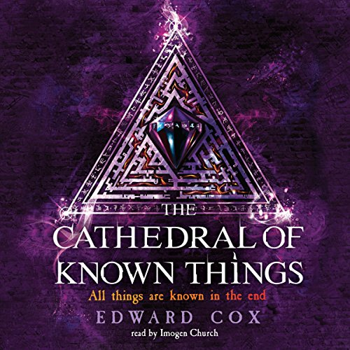 The Cathedral of Known Things audiobook cover art