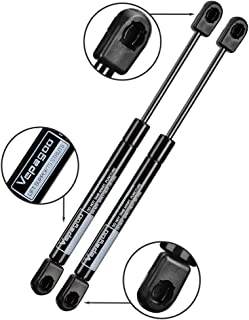 10 Inches 35 Lb/156N Gas Shocks Struts Lift Supports Compatible with Truck Pickup Tool Box Lid RV Door,  Set of 2 Vepagoo.