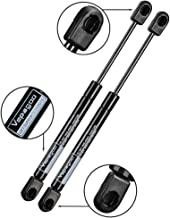 Per Shock 35-Lbs (156N) Universal Lift-Supports Struts, 10mm Ball-Socket Shocks Gas Springs Extended Length 10 Inches Vepagoo, Set of 2
