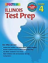 Spectrum Illinois Test Prep, Grade 4