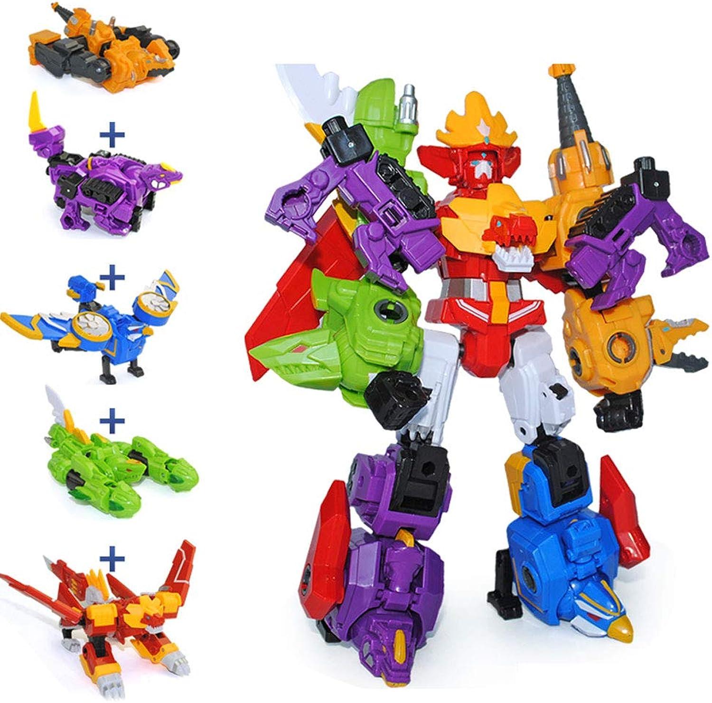 mejor reputación Siyushop Siyushop Siyushop Heroes Rescue Bots, Modelo de Robot de Combate, Modelo de Robot 5 en 1, 3 en 1, 2 en 1 - Juego de Juguetes robotizados para Niños (Color   5)  barato y de alta calidad