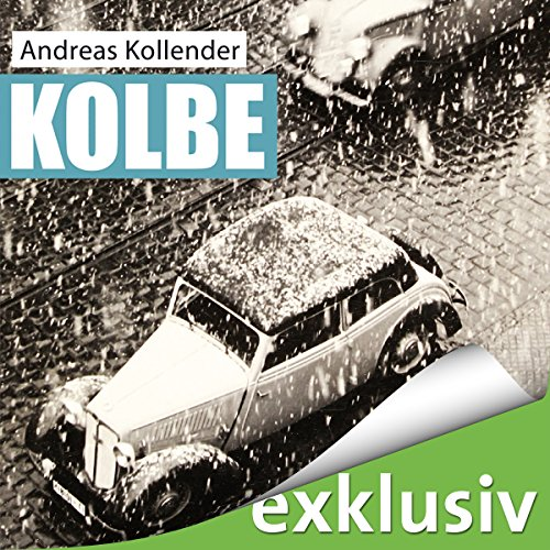 Kolbe audiobook cover art