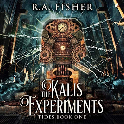 The Kalis Experiments cover art