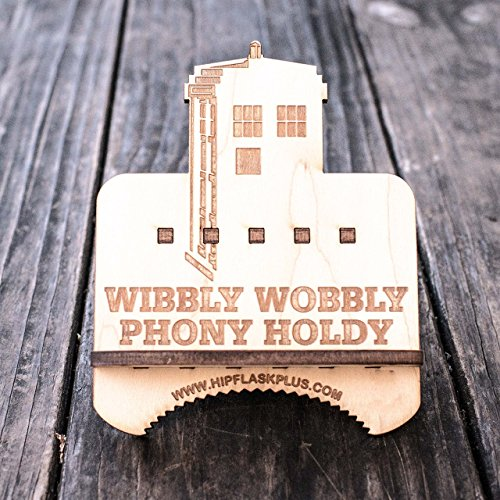 Wibbly Wobbly Phony Holdy - Cell Phone Stand