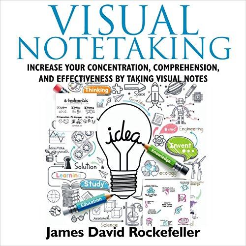Visual Notetaking audiobook cover art