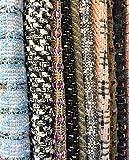 Tessuto Craft pack- Linton tweed- 40cm x 30cm